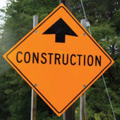Construction Signs & Traffic Safety